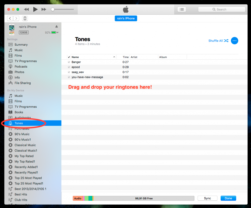 Best Ringtone Maker for iPhone – We make apps and provide